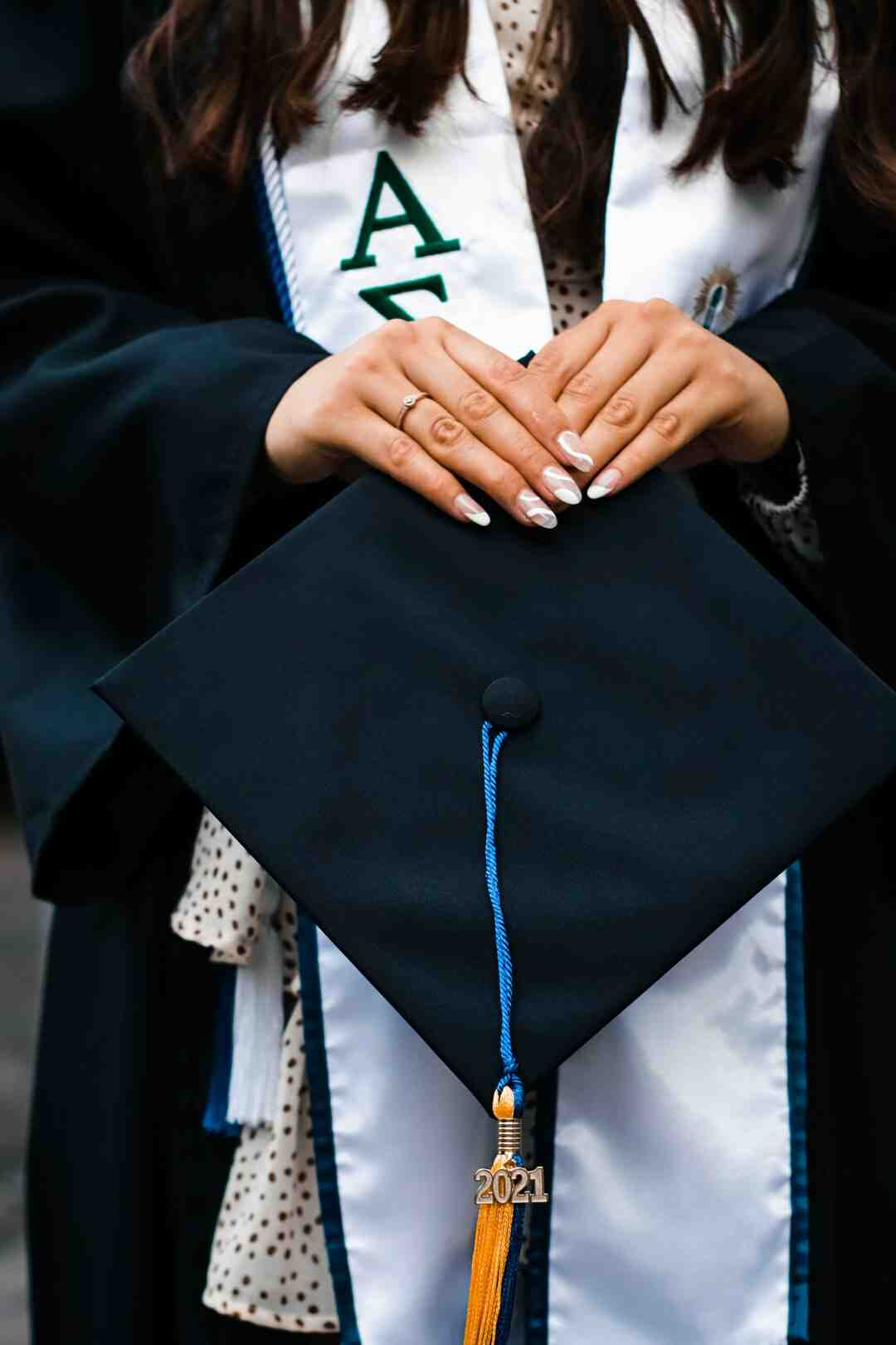 How to Put a Tassel on a Cap