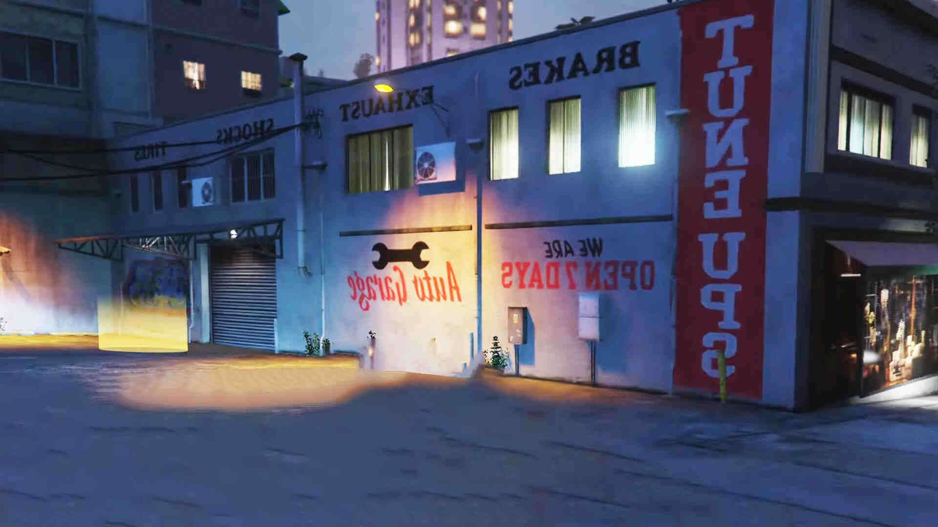 How to sell garages in gta 5